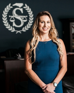 Photo of Speaks Law Firm's Lead Divorce Attorney, Ashley Smith